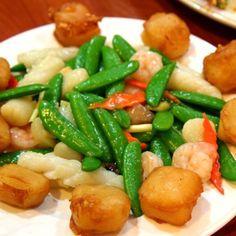 Sautéed Shrimp w/Fried Milk - Ocean Delight Seafood Restaurant - Zmenu, The Most Comprehensive Menu With Photos