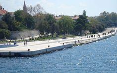 Faena Sphere | El órgano del mar en Croacia