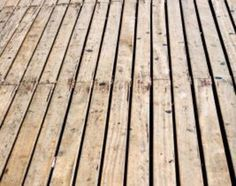 Homemade Wooden Deck Cleaner Dish Detergent Wooden