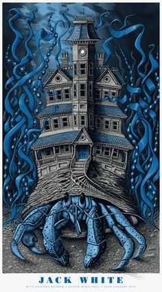 Westell Jack White Austin Poster On Sale Jack White by Mishka Westell. Another amazing poster added to my collection.Jack White by Mishka Westell. Another amazing poster added to my collection. Rock Posters, Band Posters, Music Posters, Poster On, Poster Prints, Art Prints, Music Artwork, Jack White, Festival Posters