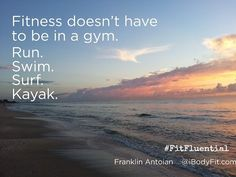 Fit in fitness wherever you go ~ Re-Pinned by Crossed Irons Fitness