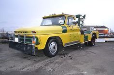 eBay: 1965 Chevrolet C30 Holmes Wrecker, classic recovery breakdown tow truck #classiccars #cars ukdeals.rssdata.net