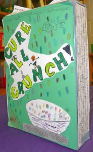 How to Make a Cereal Box Book Report | More Box, Books and Book ...