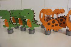 Aplique Dinossauros p/ Tubete