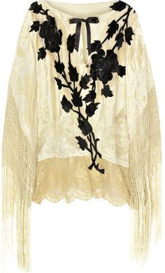 ShopStyle: One Vintage Elder top