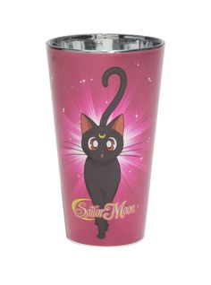 New official Luna and Artemis Sailor Moon cup! https://www.amazon.com/Sailor-Moon-Luna-Artemis-Glass/dp/B01M07853O/ref=as_li_ss_tl?ie=UTF8&qid=1482731148&sr=8-1&keywords=sailor+moon+hot+topic&linkCode=ll1&tag=mypintrest-20&linkId=39fc9f8fb7103531e893998d6abe88c3