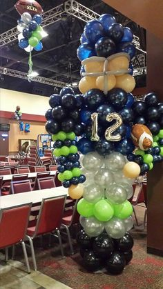 This balloon 12 is pretty much the greatest thing ever lol