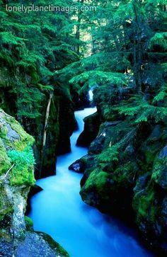 Glacier National Park, Washington State