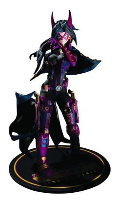 DC Comics Ame - Comi: Huntress Pvc Figure