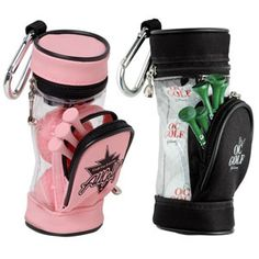 mini golf bag favors