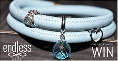Win This Endless Bracelet Only From Graziella Fine Jewellery! ($225 Value) http://woobox.com/hd48u3/f5pb7c