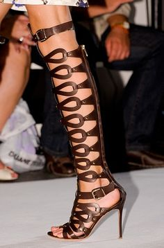 Shoe Porn: The Wildest Shoes on the Spring 2013 Runways | StyleCaster