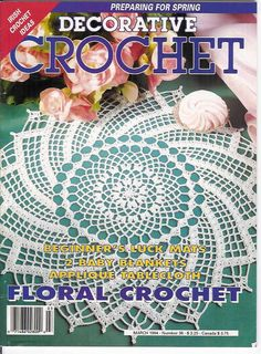 Decorative Crochet Magazines 26 - Gitte Andersen - Álbuns da web do Picasa