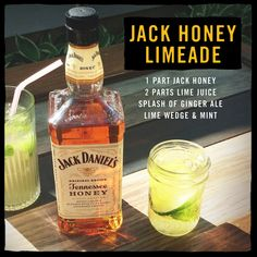 Jack meets lime meets summertime. #SummerSwarm #PhotoContest #CocktailRecipes…