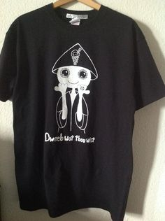 Dweeb Wot Thou Wilt Crowley Mens T-shirt 100% Cotton Black by Dweeblings on Etsy Fruit Of The Loom, Crowley, The 100, Cotton, Etsy, Sweatshirts, Sweaters, Black, T Shirt