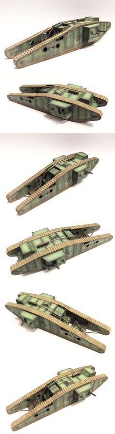 MIV TADPOLE Model by ***CHEFLIM***  Model kit: EMHAR Scale: 1/35