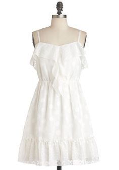 Another cute option....  Cloud and Clear Dress  $127.99