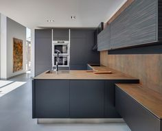 Kitchen | Iron Corten de Neolith | Slabs