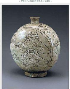 분청사기 Korean ceramics, buncheong
