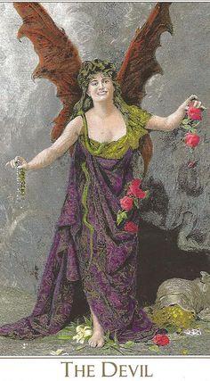 victorian romantic tarot - Pesquisa Google
