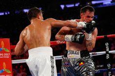 Golovkin claims victim #30, Jennings earns title shot