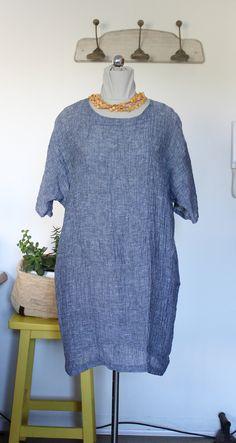 Orange Jumpers, Baggy Tee, Weekend Wear, Tee Dress, Crinkles, Linen Fabric, Layering, Charcoal, Cold Shoulder Dress