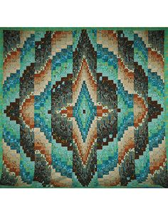 Bargello Wall Quilt Patterns - Delight in this smashing bargello quilt pattern! Bargello Quilt Patterns, Bargello Quilts, Easy Quilt Patterns, Pillow Patterns, Turkish Delight, Easy Quilts, Quilting Designs, Quilting Ideas, Quilting Tutorials