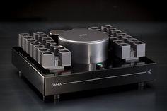 GM 400 - FRONT - GRAAF AUDIO