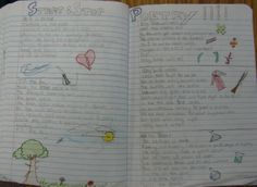 """The """"center-square"""" lesson on our February Writer's Notebook Bingo Card is called """"Start & Stop Poetry.""""  Here is Isaac's sample for this easy-to-teach poetry format.  Check out all my writer's notebook resources here: http://corbettharrison.com/writers_notebooks.html#lessons"""