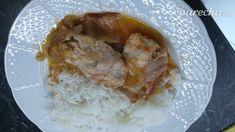 Zapečené kuracie prsia - recept | Varecha.sk Grains, Rice, Jim Rice, Korn, Brass