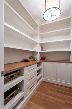 Mount Royal {Morrison} Pantry by Veranda Estate Homes Inc.