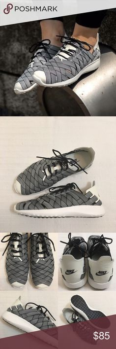 Women's Nike Juvenate Woven Premium Sneakers Women's Nike Juvenate Woven Premium Sneakers Style/Color: 833825-002   * Women's size 9.5   * NEW in box (no lid) * No trades * 100% authentic Nike Shoes Sneakers