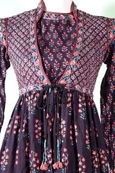 70s ANOKHI dress now on indiVintage.com