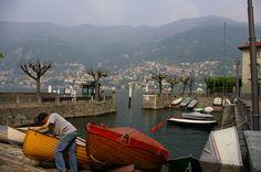 Bellagio Italy, on lake Como