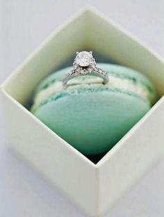 Cadeau pour demande en mariage