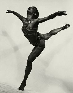 Dancer Janet Collins, born March 7,  1917, was the first African-American prima ballerina at the Metropolitan Opera. #TodayInBlackHistory