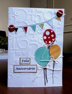 cartão de aniversário                                                       …