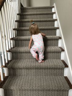 All time best selling stair runner! Transcends many decor styles. Many color combinations to choose from and customizable to your liking. Create safe and stylish stairs. Entry Hall, Color Combinations, Animal Print Rug, Decor Styles, All About Time, Stairs, Create, Stylish, Children