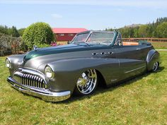 Great job on this Buick !