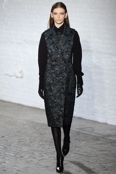 Yigal Azrouël Fall 2015 Ready-to-Wear - Collection - Gallery - Style.com
