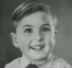Really Young Eric Idle - aww so cute!!