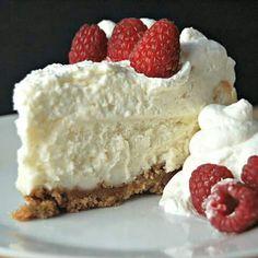Vanila bean cheesecake