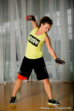 Awesome BODYCOMBAT™ gear from #Reebok. #staywiththefight #keepitreal #citywarrior