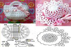 Todo para Crear ... : souvenir en crochet