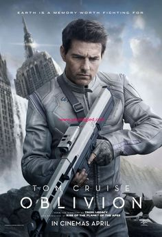 Oblivion 2013 ★★★  Visually striking but thinly scripted.Although it looks spectacular and boasts some pungent ideas, the surprise-to-running-time ratio is out of whack Oblivion benefits greatly from its strong production values and an excellent performance from Tom Cruise(double click to watch)