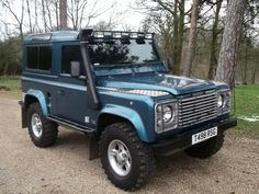 Land Rover Defender COUNTY STATION WAGON TDI 2.5 1999