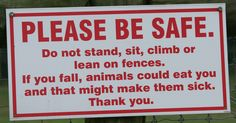 Treacherous And Sarcastic Signs You Would Surprisingly Love http://damnker.com/sbtpn-these-are-the-funniest-15-sarcastic-signs-you-have-ever-seen-lmao