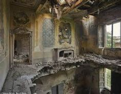 Abandoned Buildings of Europe by Rebecca Lillith Bathory