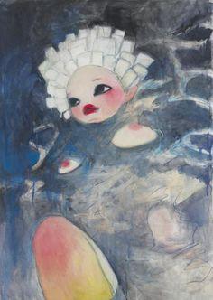 View Untitled by Aya Takano on artnet. Browse upcoming and past auction lots by Aya Takano. Japanese Contemporary Art, Japanese Art, Pretty Art, Cute Art, Aya Takano, Funky Art, Psychedelic Art, New Wall, Swagg
