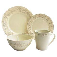 16-Piece Adriana Dinnerware Set